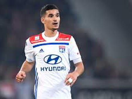Houssem Aouar Tipped To Replace Mesut Ozil At Arsenal