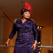 I never knew gospel musician Gifty Osei got swag check out her recent pics