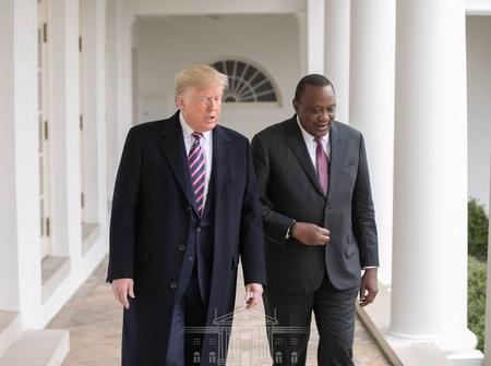 The Most Likely Person Whom President Kenyatta Might Support For Presidency In 2022