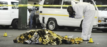3 Taxi drivers aged 25, 27 & 33 were shot dead