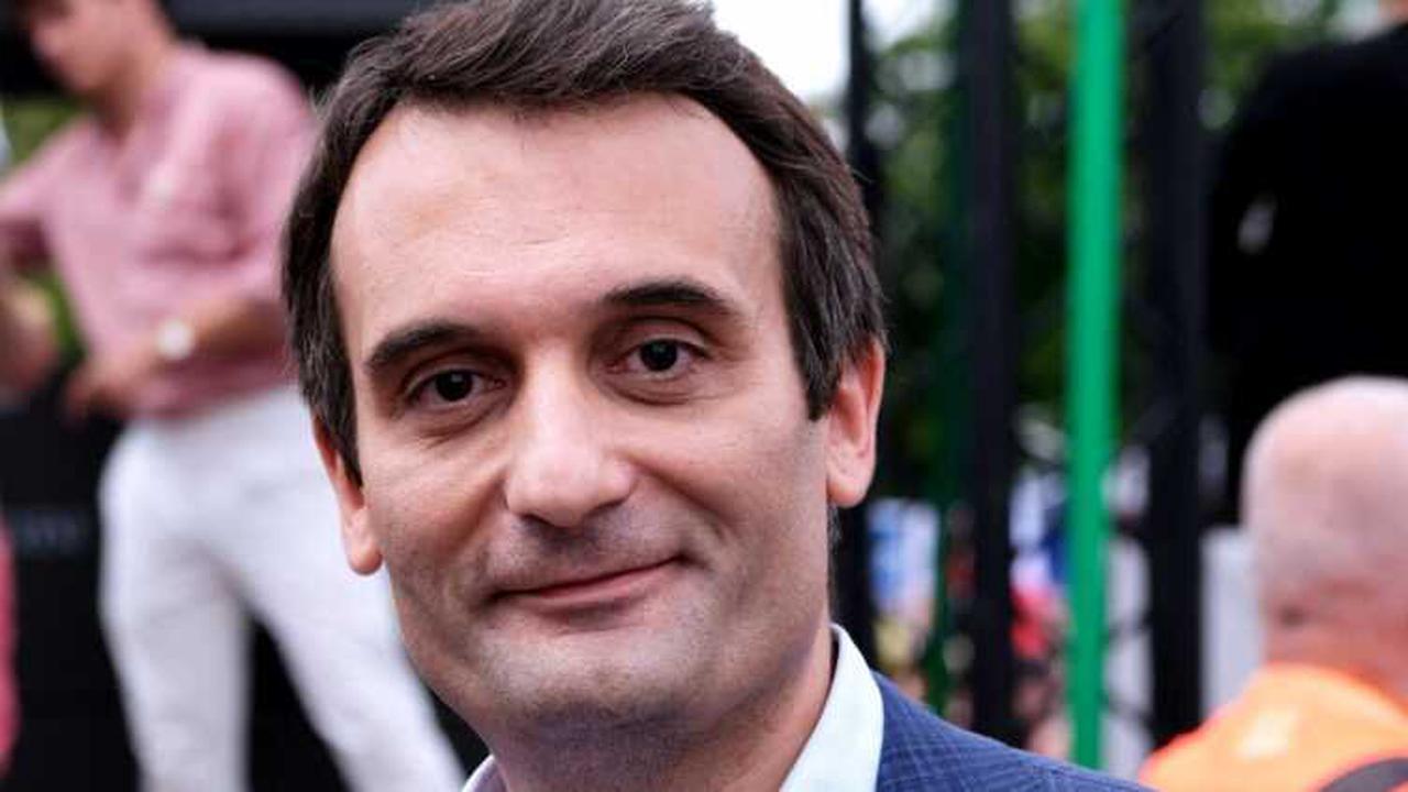 «Arrogant, parano et méfiant»: Florian Philippot rhabillé pour l'hiver