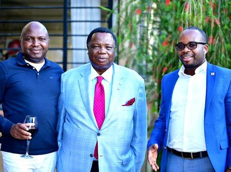 Francis Atwoli, Donald Kipkorir and Silas Chepkeres Latest Message after Atwoli's Disappointment