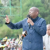 See What Oscar Sudi Told Matungu Residents That Left Them Smiling