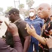 Video: That Question by Senator Rochas Okorocha That Won't Go Away