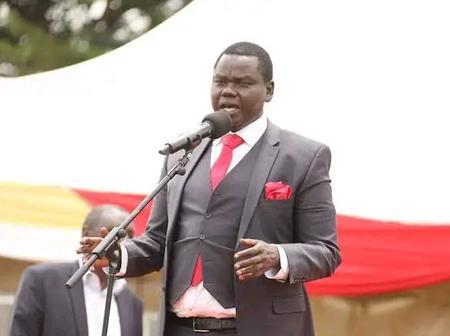 Bomet is Neither Elgeyo Marakwet Nor Kericho- Ainabkoi MP to Murkomen and Aaron Cheruiyot