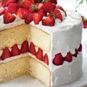 طريقة تحضير الكيكة الإسفنيجة بمكونات سهلة وخطوات بسيطة و طعم مثل المحلات الكبرى.