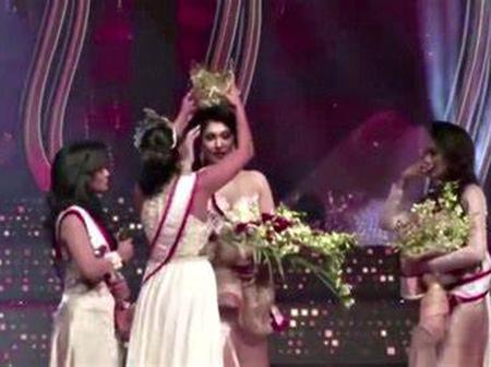 The woman who took off the crown from the head of the winner of Miss World has been granted Bail