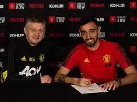 Bruno Fernandez Refuses to Sign New Contract With Manchester United