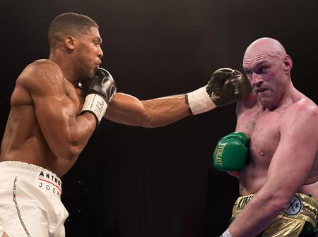 Hearn Warns Tyson Fury To Shun Any Fight Next Year To Make Clash With Anthony Joshua A Reality
