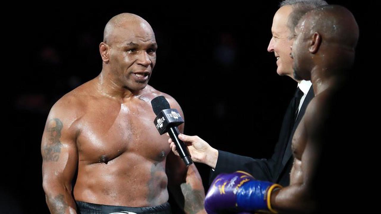 Mike Tyson thinks Floyd Mayweather would beat Jake Paul 'pretty bad' after Miami scrap