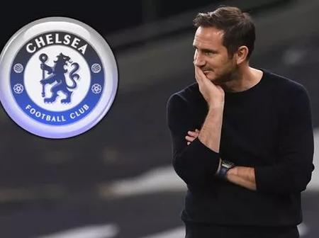 Chaelsea's Manager Frank Lampard Slammed For One Decision At Stamford Bridge
