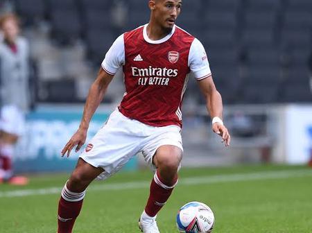 Arsenal Make Their Final Decision On The Future Of William Saliba