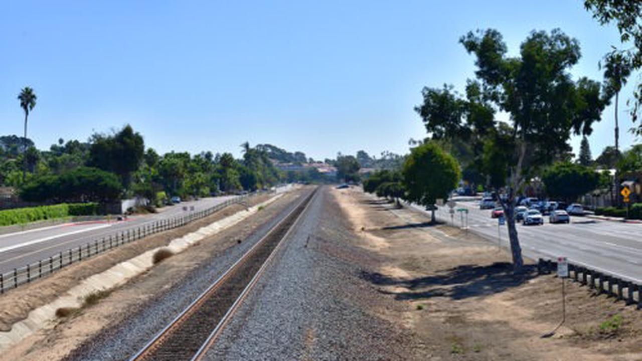SANDAG, City of Encinitas begin construction on El Portal Undercrossing project