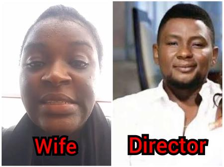 Famous Nollywood Stars Who Married Movie Directors (Pictures)