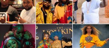 10 Mzansi-American Musical Collaborations!