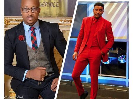 Between Ebuka Obi-uchendu And Ik Ogbonna, Who Slays Better On Suit Outfit? (Photos)