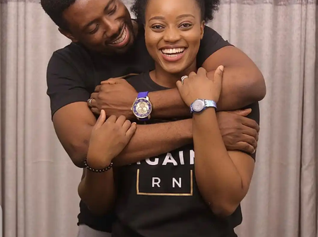 See Loved-up Pictures of Joshua Mike-Bamiloye and His Beautiful Wife, Tolulope Mike-Bamiloye