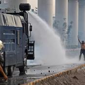 La police a dispersé des milliers de manifestants anti-Français au Pakistan: les faits
