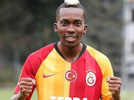 Henry Onyekuru Relishes Getting 'Third Term' With Galatasaray Of Turkey