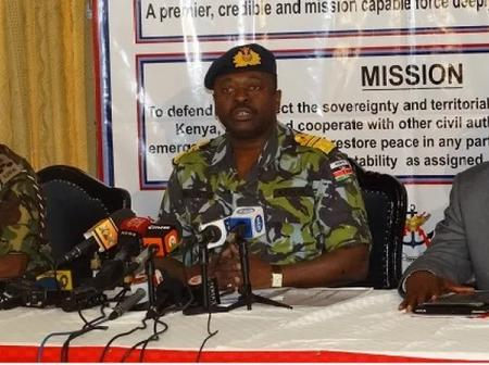KDF Sends A Message To Kenyans Few Hours After Uhuru's New Covid Directives