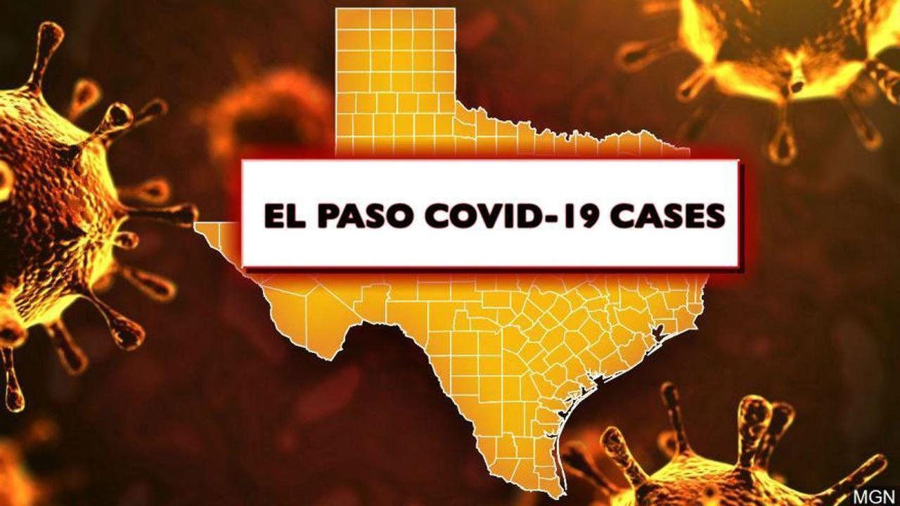 El Paso reports 15 new virus deaths, 521 new cases