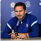 Chelsea Star Holds A Closed Door Crisis Meeting With Frank Lampard In a Bid To Return To First Team