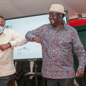 How Senior Gov't Authorities Turned Away Encounter With ODM Over Handshake Betrayal Claims
