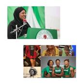 Despite Her Absence, See The Good Message Aisha Buhari Sent To Nigerian Women Today