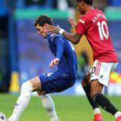 Andreas Christensen stepping into John Terry's shoes. Check out his statistics against Man U