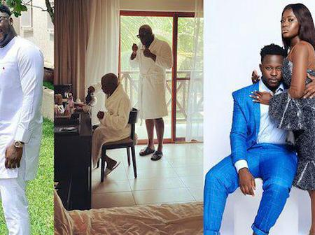 AMG Rapper Medikal Turns A Year Old Which Made Fella Overjoyed