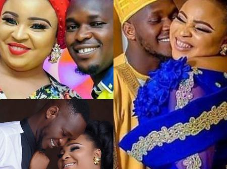 Checkout Lovely Photos Of Yoruba Movie Director, Okiki Afolayan And His Beautiful Wife