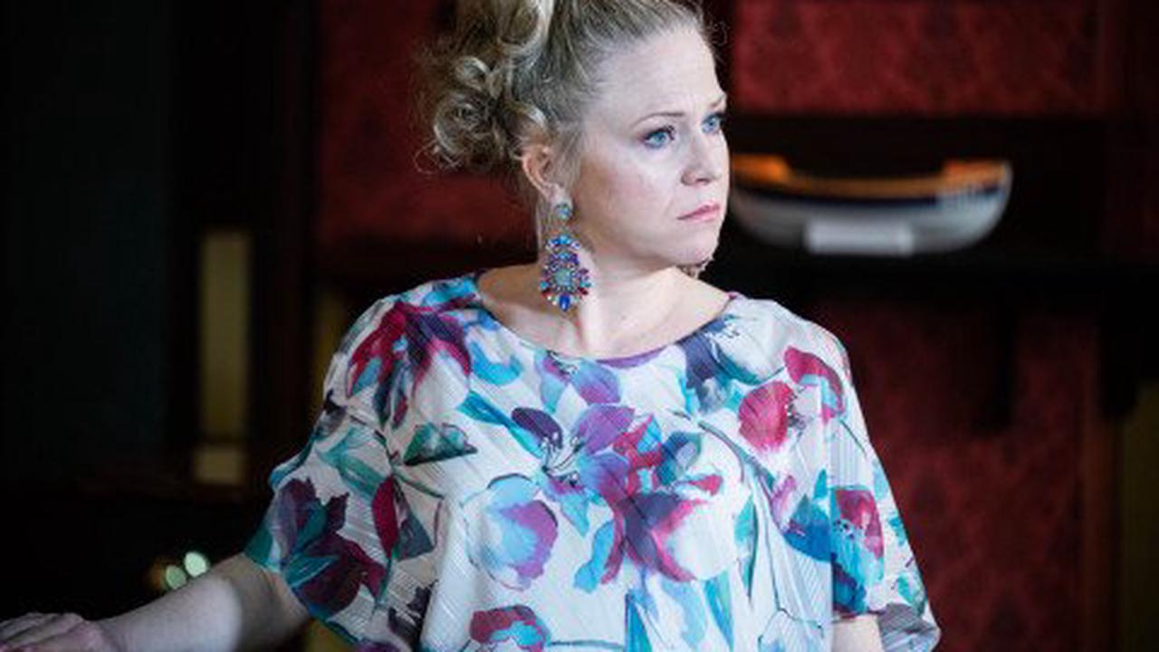 Spoilers: Linda reveals the truth about Max's baby in EastEnders?