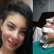 مفاجآت كبيرة في اعترافات زوج إسراء عماد بعد تشويه وجهها.. وهذه ما فعله بعد ضربها