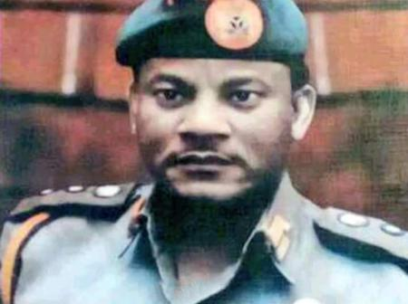 The Military lawyer who argued with Abacha over the detention of Obasanjo, Yar'adua and co.