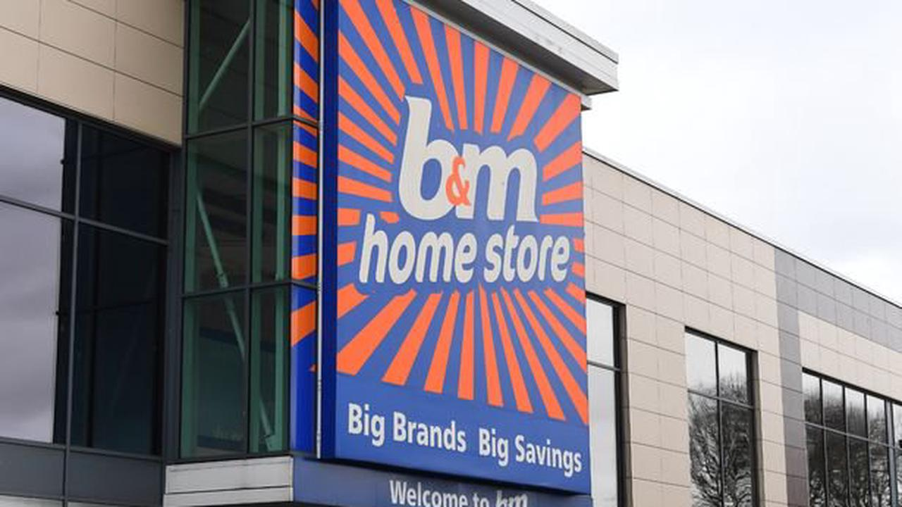 B&M launches mega sale with deals from just £1 to rival even Asda