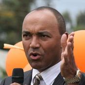 PETER KENNETH: There's Nothing Hard In Selling Raila In Mt Kenya