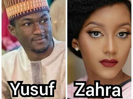 3 Years After Buhari's Son Had An Accident, See The Princess He Is Set To Marry (Pictures)