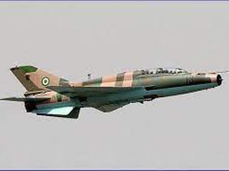 Nigerian Air Force Jet Combating Boko Haram Reportedly Went Missing