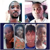 Two Nigerians Suspected of Killing Takoradi Girls Sentenced To Death.