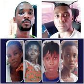 Two Nigerians Suspected of Killing Takoradi Girls Sentenced To Death.
