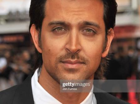 Meet Hrithik Roshan, An Indian Actor Who Is The Most Handsome Man In The World.
