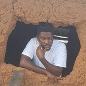 Kwame A-Plus spends night in a mud house without window, See reasons