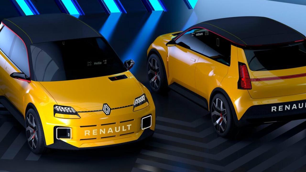 La mythique Renault R5 va bien revenir au format 100 % électrique en 2024