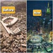 PHOTOS: See Beautiful Pictures Of Makkah In Saudi Arabia Where Muslims Go For Pilgrimage.