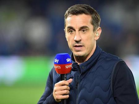 H.Kane has been blasted heavily because of Zouma and Thiago's display, check what Gary Neville said