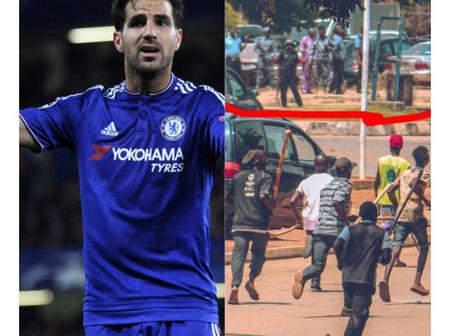#ENDSARS: The Former Chelsea Player Send A Heartwarming Message To Nigerians To Show His Support