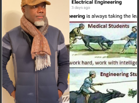 Reno Omokri, and this cartoon has finally shown that hard work does not pay