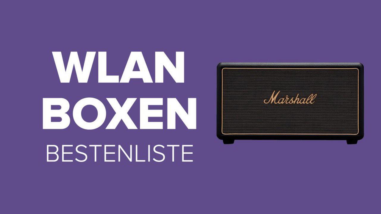 WLAN-Lautsprecher im Test: Die besten Boxen für Musik-Streaming