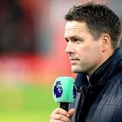 Michael Owen Disagrees With Man Utd boss Ole Gunnar Solskjaer over Chelsea comments