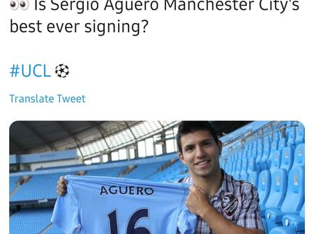 Is Sergio Aguero Manchester City's Best Ever Signing?